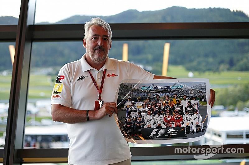 British GP charity auction
