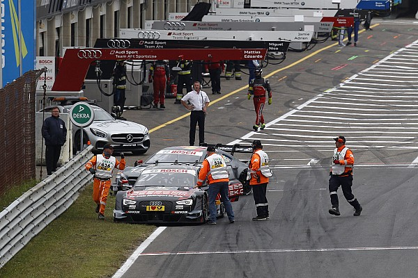 Tambay ruled out of Zandvoort, Rast handed DTM debut