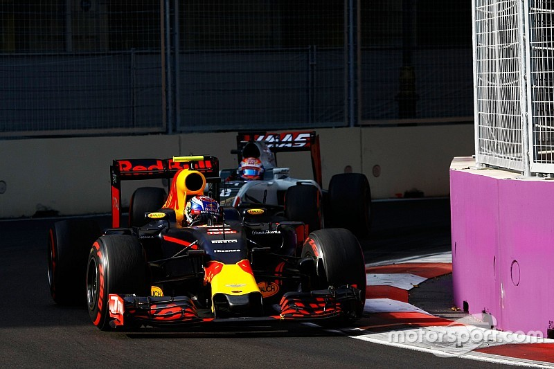 "Verstappen felt he was ""flying"" after switching to medium tyres"