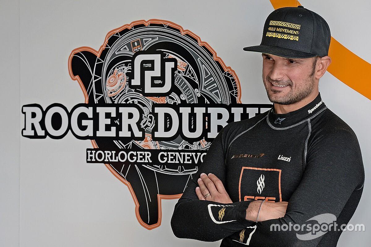 Liuzzi prepara il programma corse 2019: potrebbe correre nel GT Italiano!