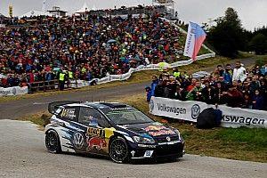WRC Jerman: Ogier perbesar keunggulan atas Mikkelsen sementara Tanak harus berhenti