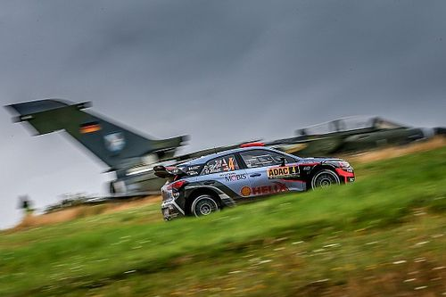 Hyundai Motorsport on top form in Germany as battle for second intensifies