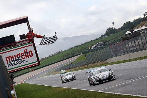 Al Mugello Grenier vince Gara 1 e Ledogar festeggia il titolo 2016 della Carrera Cup Italia