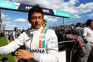 Haryanto would have no qualms about winning 'Driver of the Day' award