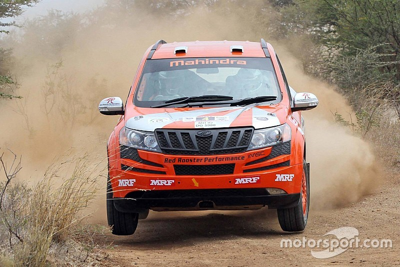 Rally of Coimbatore: Ghosh, Thapar victorious in season-opener