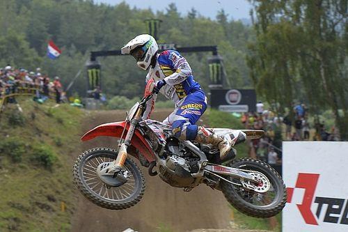 Weekend difficile per Alessandro Lupino in Repubblica Ceca