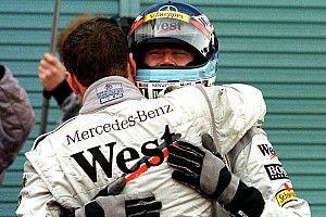 Heroes: De dag dat Mika Hakkinen wereldkampioen werd