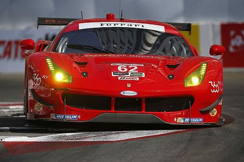 First podium for Ferrari's 488 GTE at Grand Prix of Long Beach