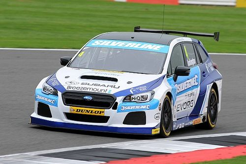 Brands Hatch BTCC: Turkington tops crazy wet-dry qualifying
