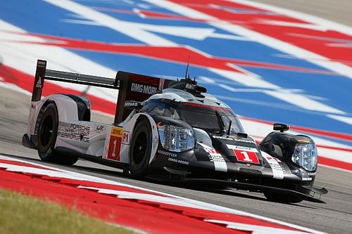 Porsche 919 Hybrids defy the Texan heat