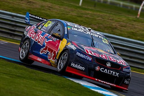 Sandown 500: Whincup edges McLaughlin in final practice