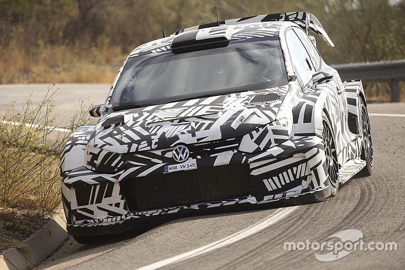 フォルクスワーゲン、カスタマーラリーカーを開発中。WRCに対応