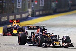 Verstappen says he didn't want team orders on Kvyat