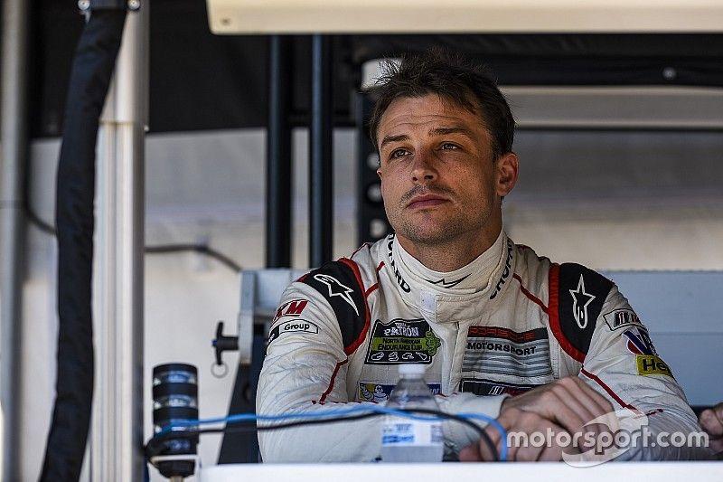 Bamber seals final vacant 2017 Porsche LMP1 seat