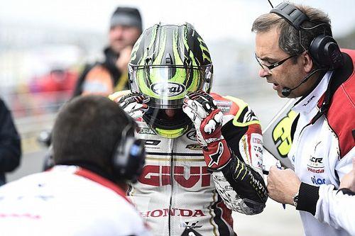 MotoGP: Crutchlow nyert a 15. helyről felzárkózó Rossi előtt! Marquez OUT!