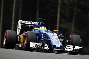 Formula 1 Qualifying report A disappointing qualifying for Sauber Team ahead of the Austrian GP