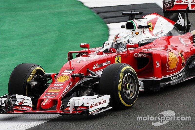 "Vettel: Ferrari ""not quick enough, simple as that"""