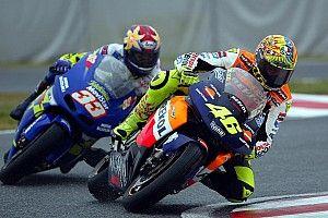 900 Grands Prix 500cc et MotoGP dans le rétro