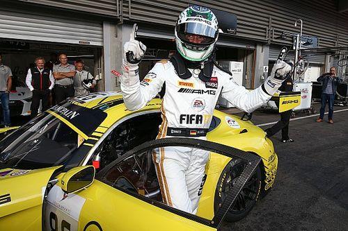 Spa 24: Gotz leads Mercedes Superpole whitewash