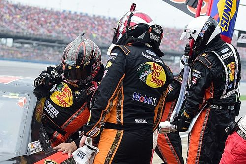 """SHR competition director """"very proud"""" of Ty Dillon's role as Stewart's substitute"""