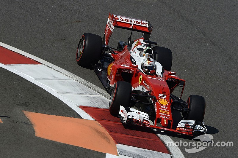 "Marchionne ""expects"" Ferrari to start winning in Spain"