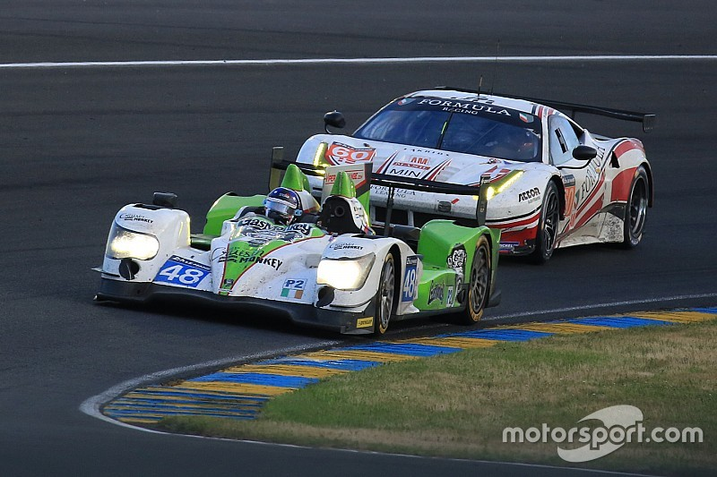 Murphy Prototypes at Le Mans 2016: the Pluck of the Irish
