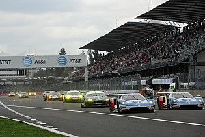 WEC issues starting BoP for GTE Pro class