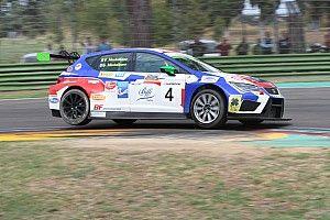 Giuseppe Montalbano torna sulla SEAT DSG di BF Motorsport a Misano