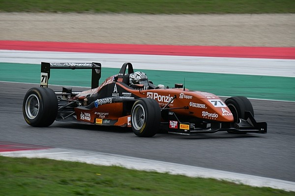 ALTRE MONOPOSTO Gara F2 Italian Trophy: Riccardo Ponzio trionfa in Gara 1 al Mugello