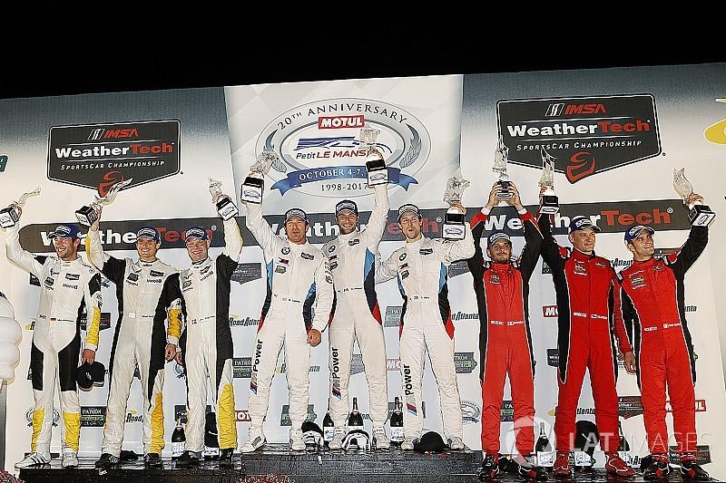 Antonio García logra el título del IMSA en GT