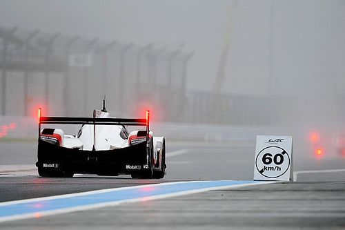 Fuji WEC race brought to halt due to fog
