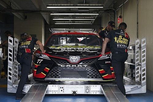 NASCAR tweaks penalty system yet again