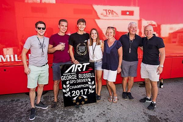 GP3 Son dakika GP3'te şampiyon George Russell oldu