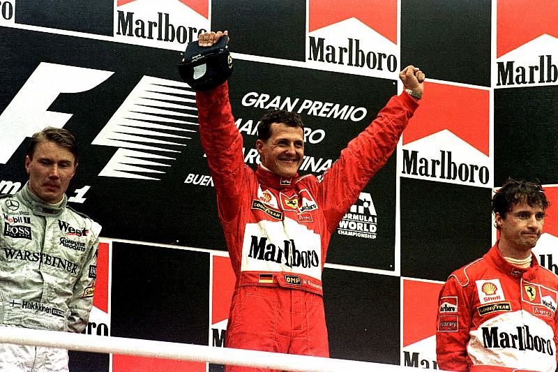 "Montezemolo asegura que Marchionne está ""muy celoso"" por los logros pasados de Ferrari"