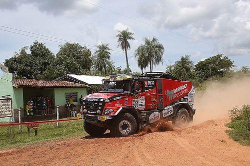 Dakar 2017, Stage 2: Van den Brink goes fastest to take trucks lead