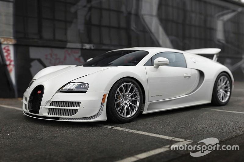 La dernière Bugatti Veyron est à vendre