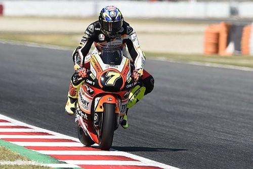 """Forward Racing : """"L'objectif était d'égaler Marquez"""""""