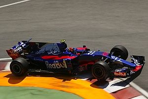 Sainz gets three-place grid penalty for Baku