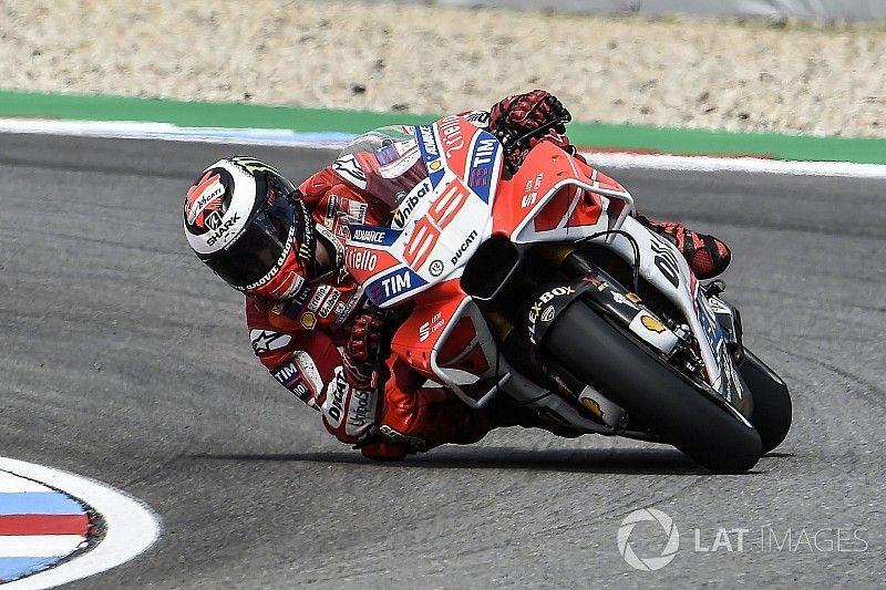 """MotoGP: Lorenzo sieht in neuer Ducati-Verkleidung """"mehr Potenzial"""""""