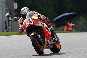 MotoGP Репортаж з практики Гран Прі Австрії: Маркес став найкращим у третій практиці