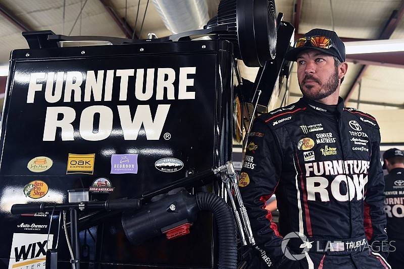Truex could clinch regular season NASCAR Cup title at Bristol