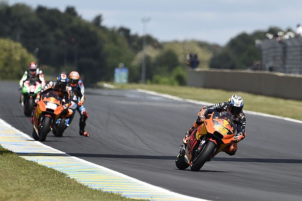 Les deux KTM de nouveau dans les points au Mans
