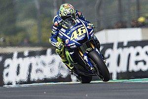 Valentino Rossi ya está en casa