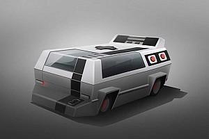 Jeux Video Actualités Des voitures aux allures de consoles de jeu!