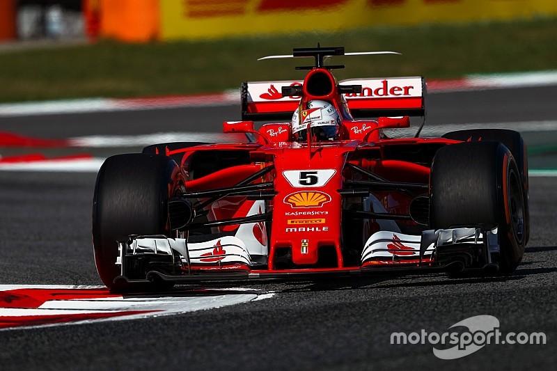 【F1】ベッテル、ミスを悔やむ「最終シケインはいつもトリッキー」