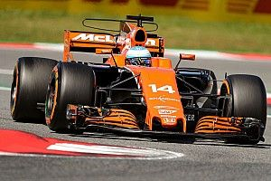 【F1】スペインGP 予選速報:ハミルトンがPP。アロンソが意地の7番手!