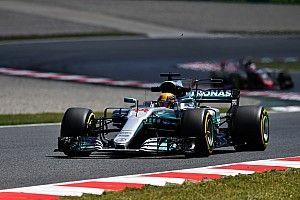 Formel 1 2017 in Barcelona: Startaufstellung zum GP Spanien