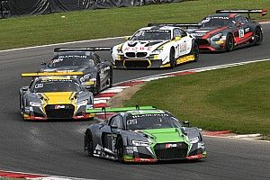 Winkelhock, Stevens lead Audi 1-2-3-4 in Zolder main race