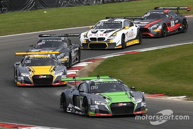 Stevens terug bij WRT Audi voor Sprint Cup-ronde op Hungaroring