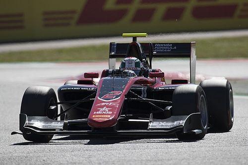 【GP3】開幕戦バルセロナ予選:福住フロントロウ獲得。PPエイトキン